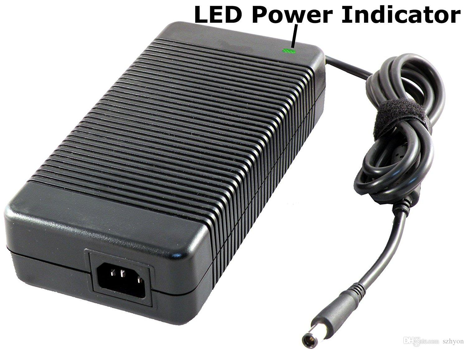 AC Charger for dell G752VS G752VS-XB78K G752VS-XS74K Gaming Laptop with  Power Supply Adapter Cord