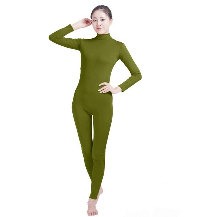 (SWH028) Spandex Full Body Skin Tight Jumpsuit Zentai Suit Bodysuit Costume for Women/Men Unitard Lycra Dancewear