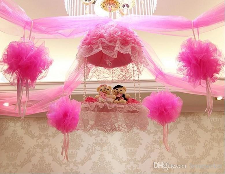 12 цветов мода ленты рулон органзы тюль пряжи стул охватывает аксессуары для свадьбы фон занавес украшения поставки 50 м/рулон