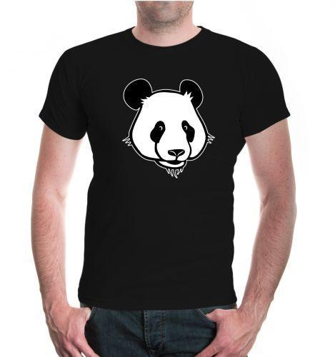 b296fcc0dc0b7a Herren Unisex Kurzarm T Shirt Pandabär Panda Bambusbär Prankenbär China The T  Shirts Shopping T Shirts From Designtshirt