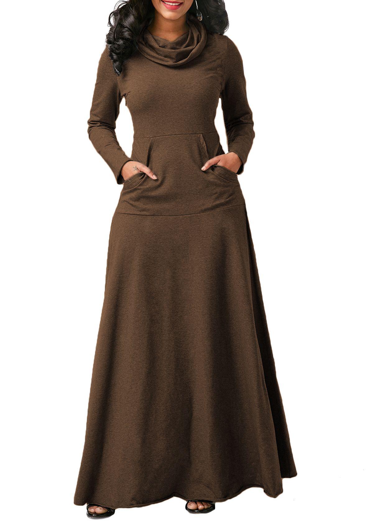 Elegante kleider fur herbst