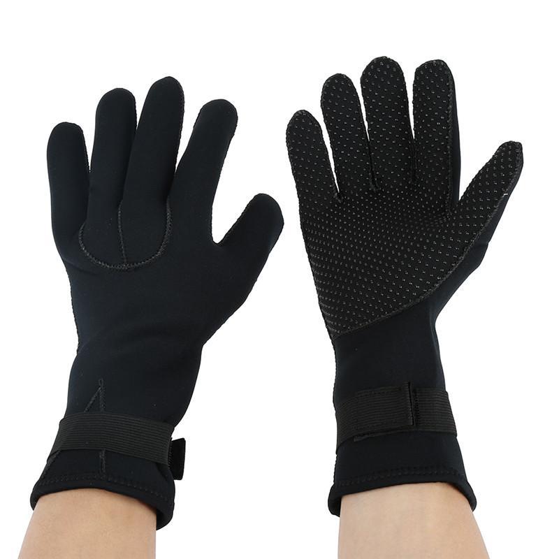 4e9b6dd67d 3MM Neoprene Scuba Dive Gloves Swimming Gloves Snorkeling Equipment ...