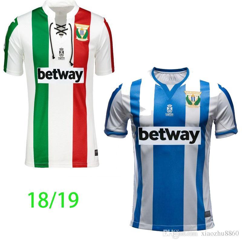60f434294 2018 2019 Camiseta De Fútbol De Leganés 18 19 Camiseta De Visitante Clásico  90 Aniversario GABRIEL GUERRERO SZYMANOWSKI Camiseta De Fútbol Por  Xiaozhu8860
