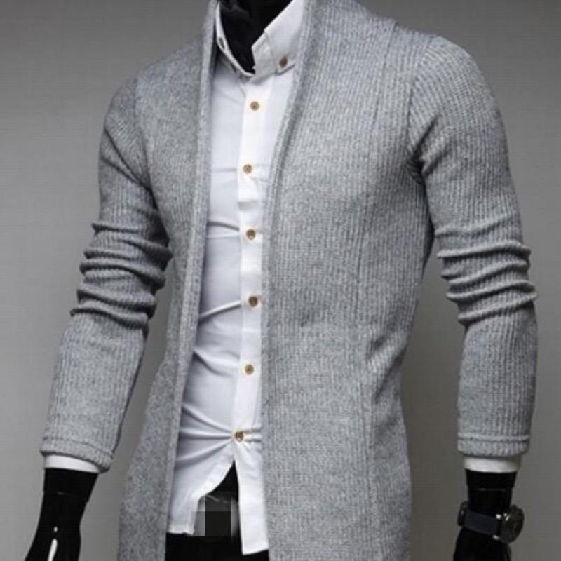 Jesień Zima Marka Sweter Sweter Mężczyźni Sueter Mens Sweter Męski Bluzy Dorywczo Sweter Mężczyźni Odzież Moda Cardigan Masculino