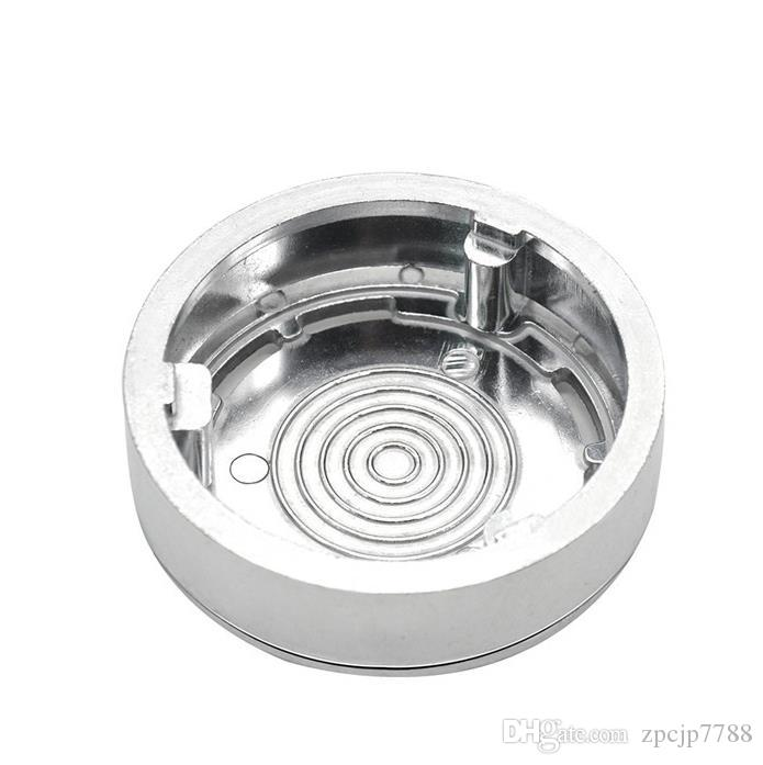 2018 new type of hookah carbon stove fittings MS carbon furnace, carbon stove, hookah fittings, silver color.