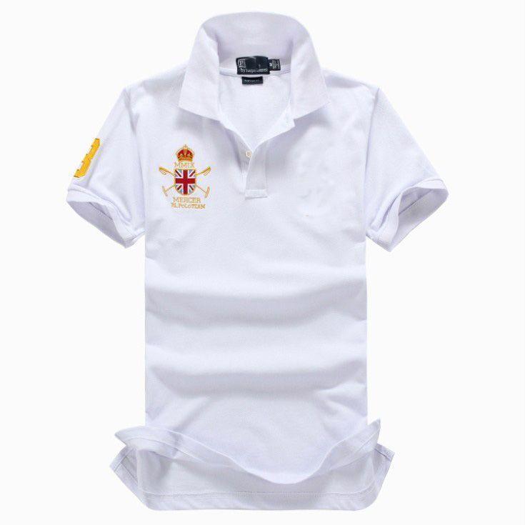 The choice of summer Hot Sale classic fashion Short Sleeve Polo men's Shirt 108#,Drop shipping