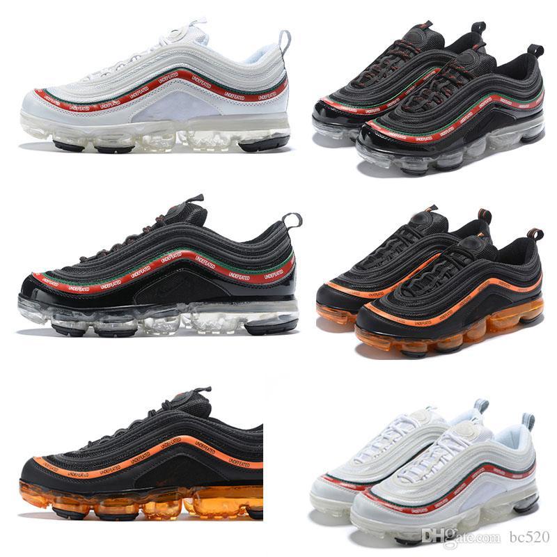 21f8405361 Compre Nike Air Max 97 Nova Vm 97 Tênis Branco Preto Velocidade Red Ds Top  Quality Homens Vm 97 S Run Sapato Para Caminhadas Ao Ar Livre Caminhadas  Tênis ...