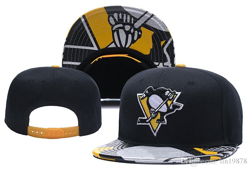 7c1c7645969 2018 High Quality Fashion Penguins Baseball Caps Casquettes Chapeus Men  Women Sports Hip Hop Bone Snapback Hats Baseball Caps Snapback Hats Snapback  Online ...