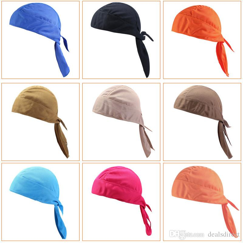 Moisture Wicking Cycling Head Wraps Breathable Beanie Hip Hop Head Scarves  Caps Face Wrap Bandana Cycling Motorcycle Sports Pirate Scarf Ha UK 2019  From ... 07ad107f41f