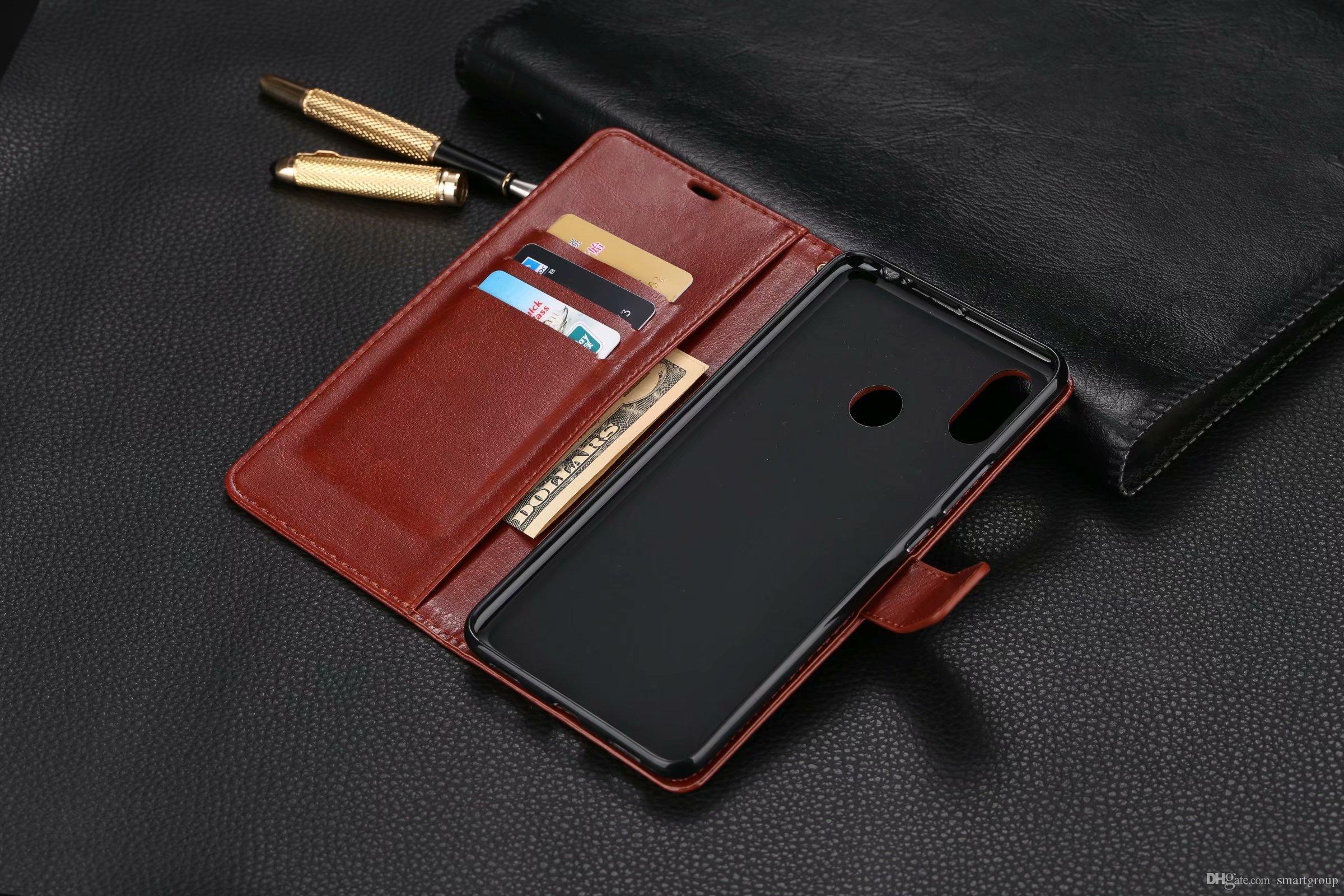 super popular 44e09 2828e For Xiaomi Mi Max 3 Case Cover PU Flip Stand Clip Slim Cute Luxury Wallet  Leather Case For Xiaomi Mi Max 3
