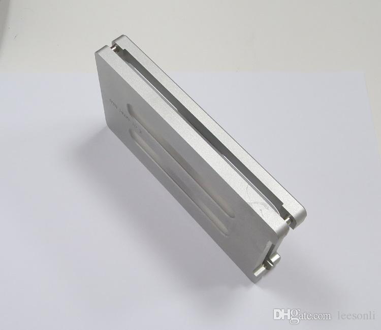 Высокое Качество ОСА Выравнивание + Ламинирование Алюминиевая Форма для iPhone X 10 Трещины ЖК-Стекло Ремонт Для Бесплатная Доставка