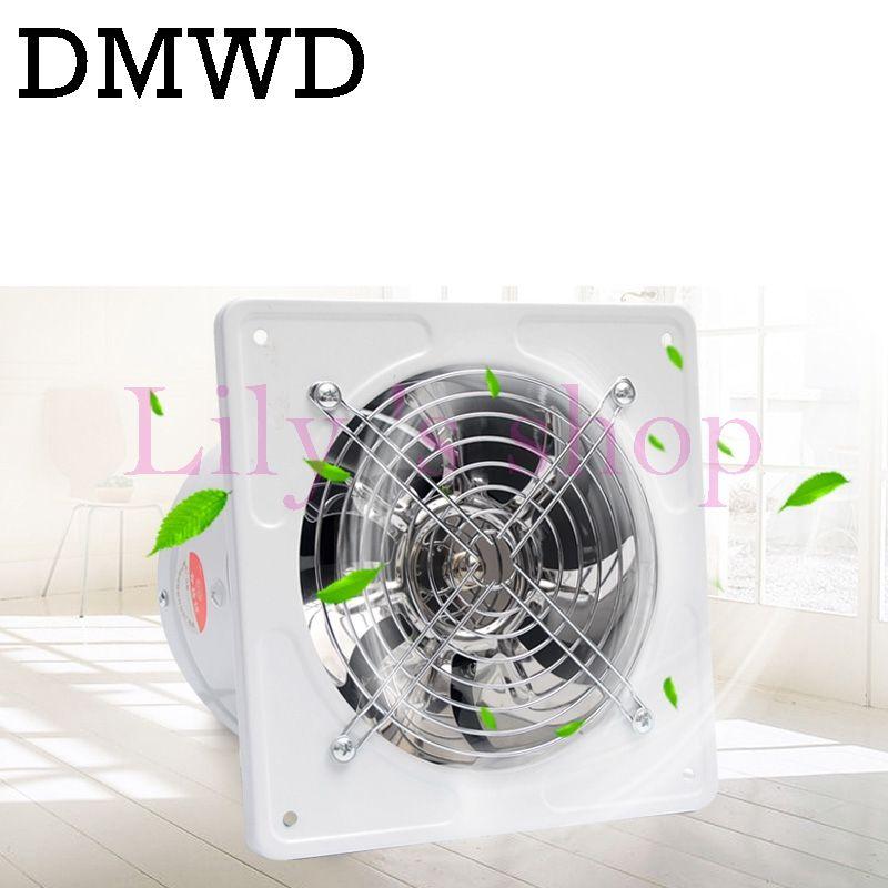 2018 Dmwd 6 Inch Kitchen Toilet Exhaust Fan Louver Window Air Ventilation Fans Draft Blower Bathroom Windows Booster From Worldcenter