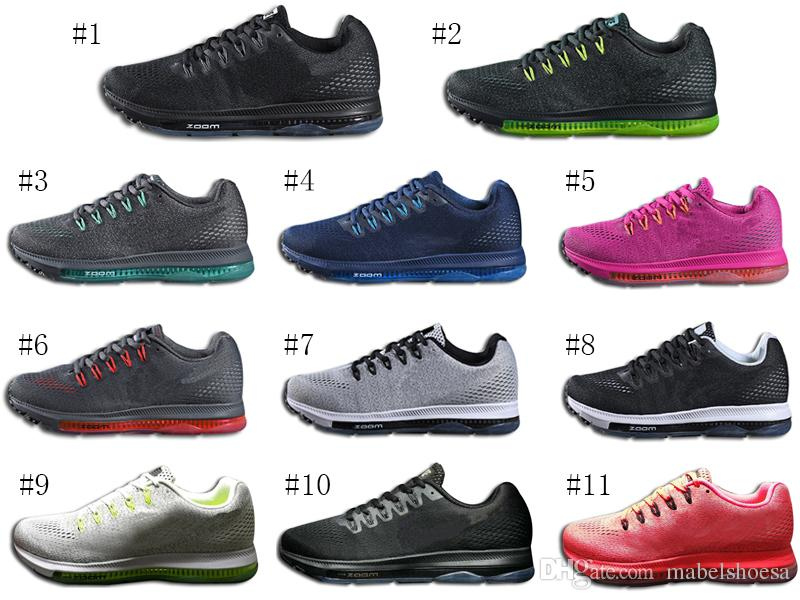 ffeb62356169 2018 Cheap Zoom All Out Low Cut Ortholite Shoes 11 Clolors And Good Quality  Running Sneakers Without Box Cheap Shoes Men Running Shoes From  Mabelshoesa