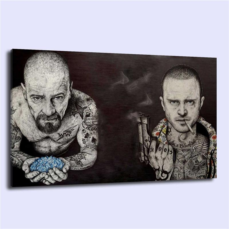 2019 Breaking Bad 3Home Decor HD Printed Modern Art Painting On Canvas Unframed Framed From Xianghuichun 598