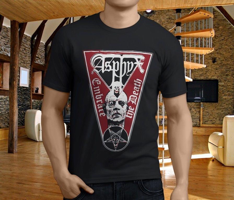 Acheter Asphyx Unleashed Grave Amorphis Pungent Stench Noir Hommes T Shirt  Taille S 3xl Homme Adulte T Shirt Coton À Manches Courtes De  10.99 Du  Moviekings ... 26a73378374
