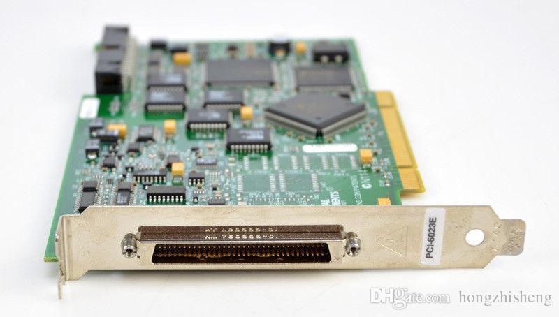 Оригинальная многофункциональная карта сбора данных PCI-6023E
