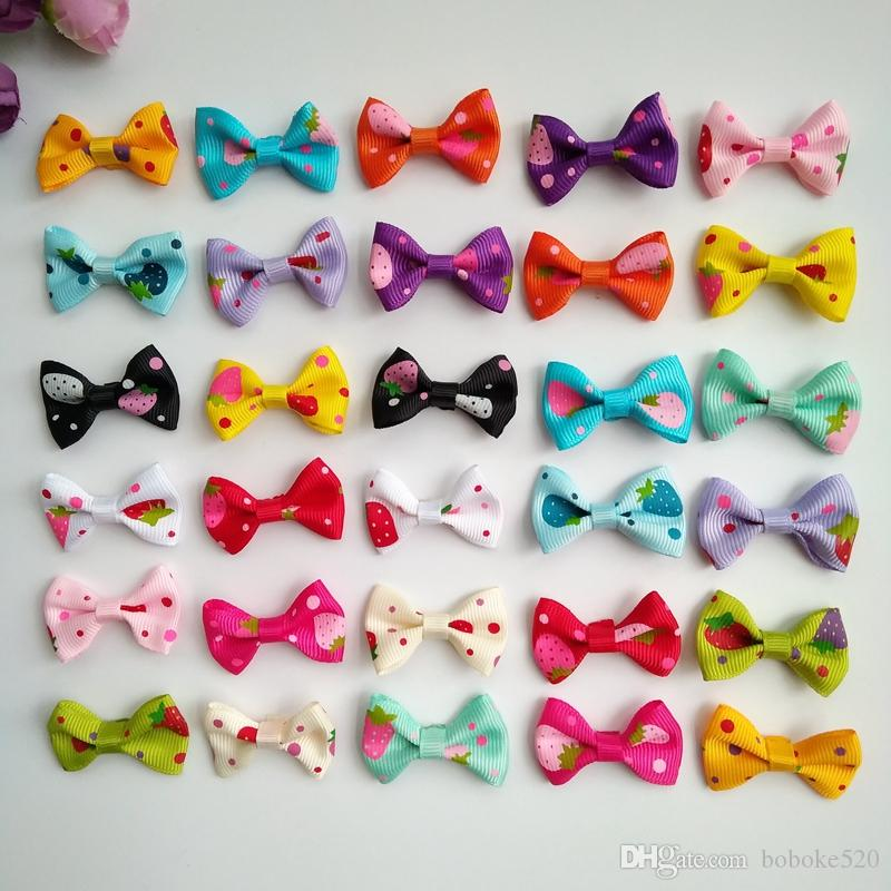 cd9188fb5711 1.4Inch Small Hair Bows Baby Girls Kids Hair Clips Barrettes Hairpins For  Girl Teens Kids Babies Toddlers Hair Accessories Headbands Hair Accessories  For ...