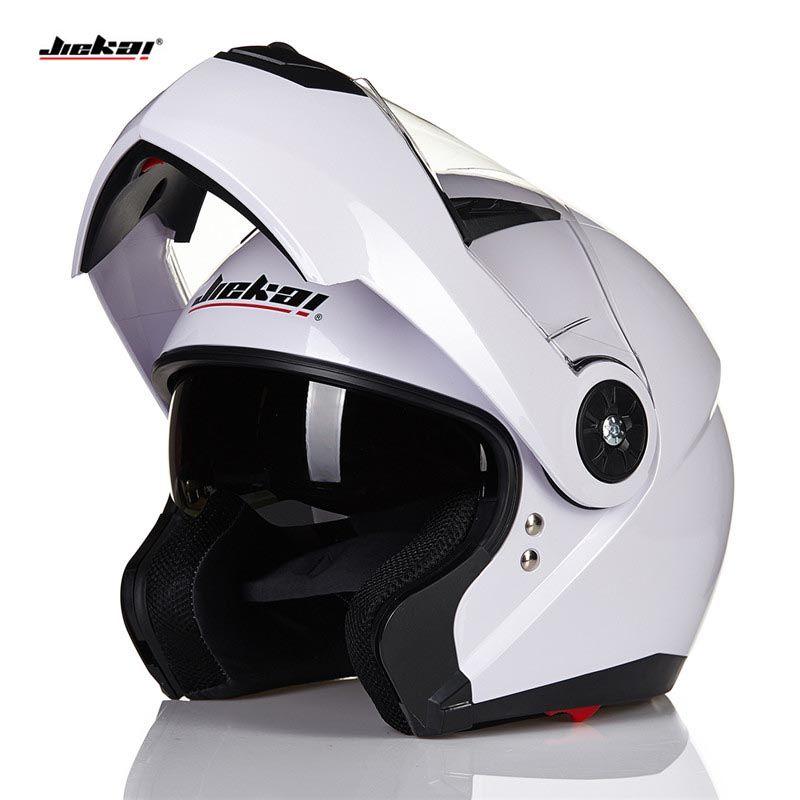 Acheter New Arrive Dot Jiekai 115 Casque De Moto Flip Up Casque