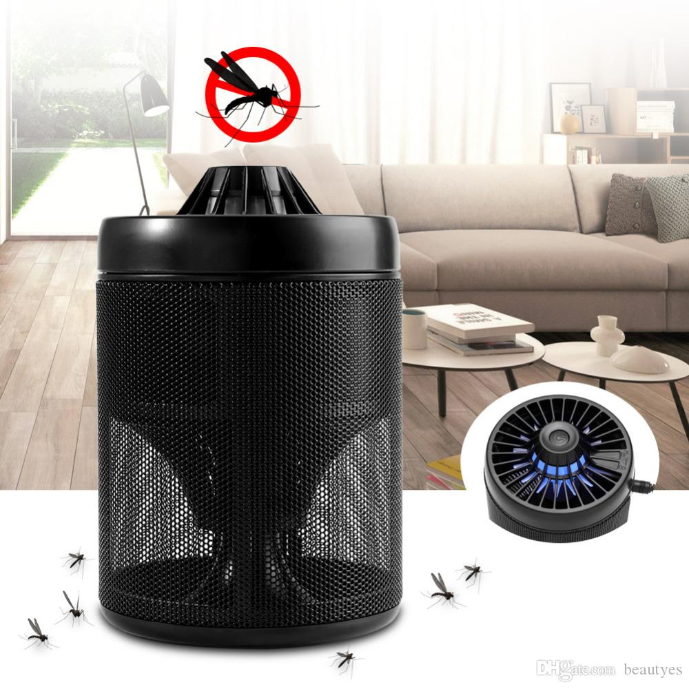 In New Fashion Usb Powered Mosquito Killer Lamp Bug Zapper Inhaler Electronics Silent Waterproof Suitable Pregnant Infant Insects Mosquito Trap Excellent Quality