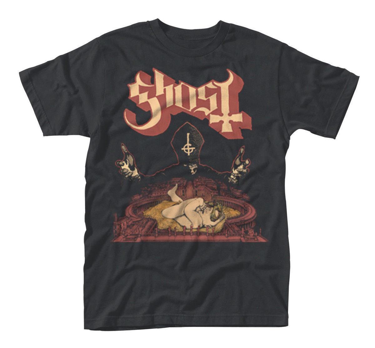 huge discount bf8ef 11056 Ghost Infestissumam offiziell Männer T-Shirt Herren