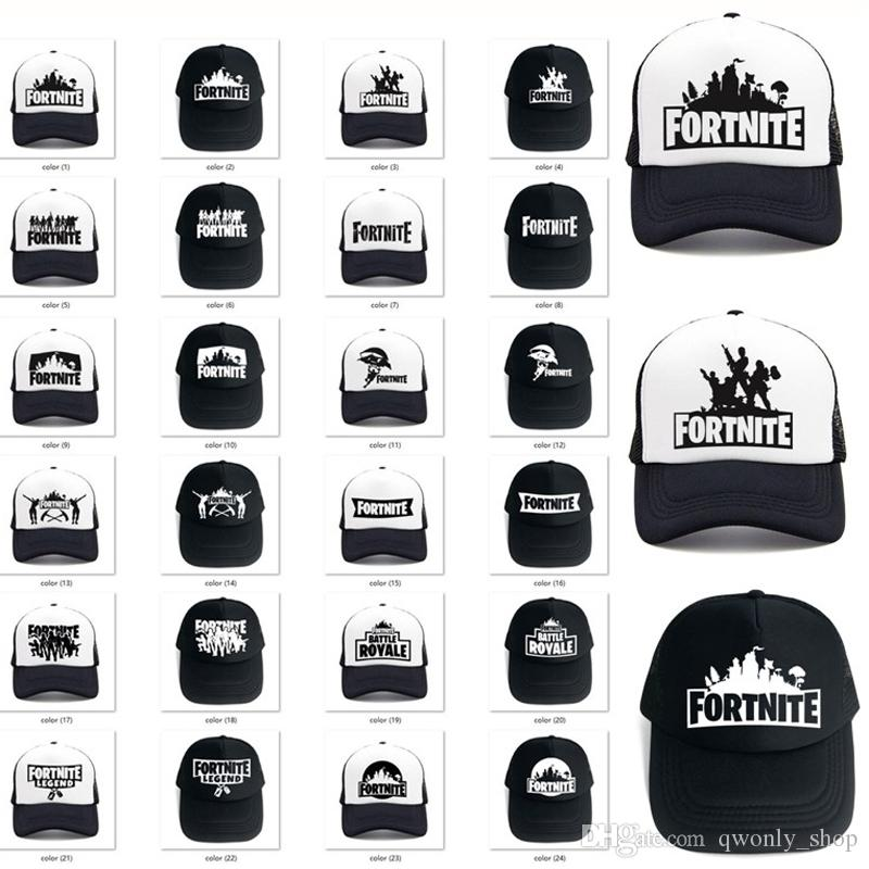 828f7eb6e0b Fortnite Man Baseball Cap Male Snapback Summer Breathable Hats Man Hip Hop  Hat for Women Funny Quick Drying Caps Fortnite Snapbacks Fortnite Baseball  Hats ...