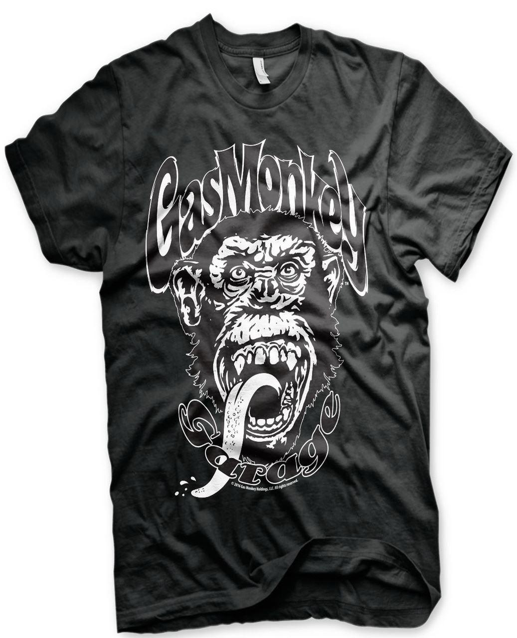nouveaux produits pour dernière collection utilisation durable GYSOT Gas Monkey Garage T-Shirt - Official Gas Monkey Garage Merchandise