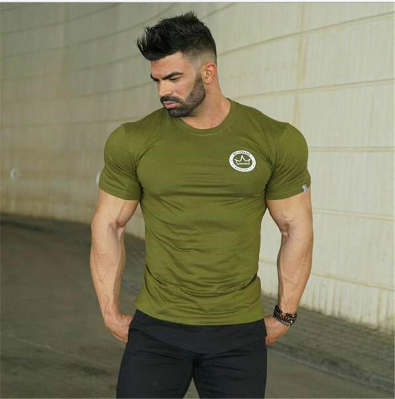 Summer Style Men Fashion Cotton T Shirt Creative Printed Short Sleeve Male Hipster Casual O Neck Fitness Black Tee Tops Clothing Fun Tee Shirts Silly T