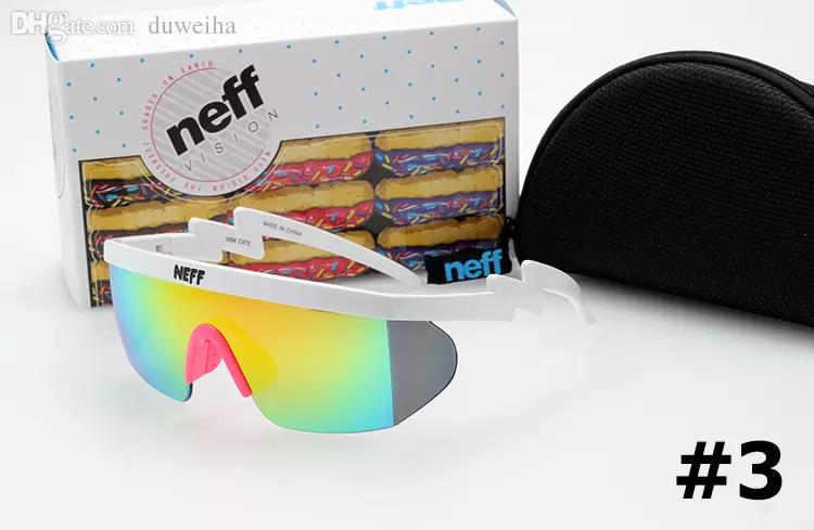 5709361048 Wholesale 2018 New Fashion NEFF Brand BRODIE SHADES Sunglasses Outdoor  Sports Street Style Cool Sun Glasses Lense Oculos De Sol Glasses Frames  Glasses ...