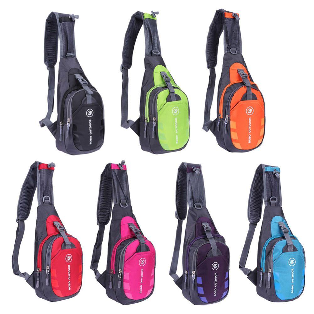 93e53e827ca3c Großhandel Große Kapazität Outdoor Taschen Brusttasche Outdoor Sport Reise  Schulter Sling Rucksack Tasche Für Camping Wandern Von Palexxx