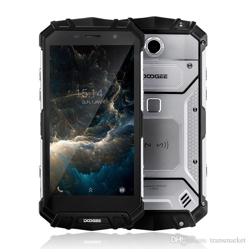 DOOGEE S60 lite IP68 Waterpoof Мобильный телефон 5580 мАч 5,2