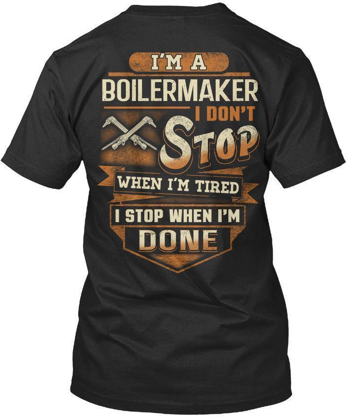 f21a47a8 Soft Boilermaker I'M A I Don'T Stop When Tired Done Premium Tee T Shirt  Good T Shirt Design Latest T Shirt Design From Amesion05ljl, $12.08|  DHgate.Com