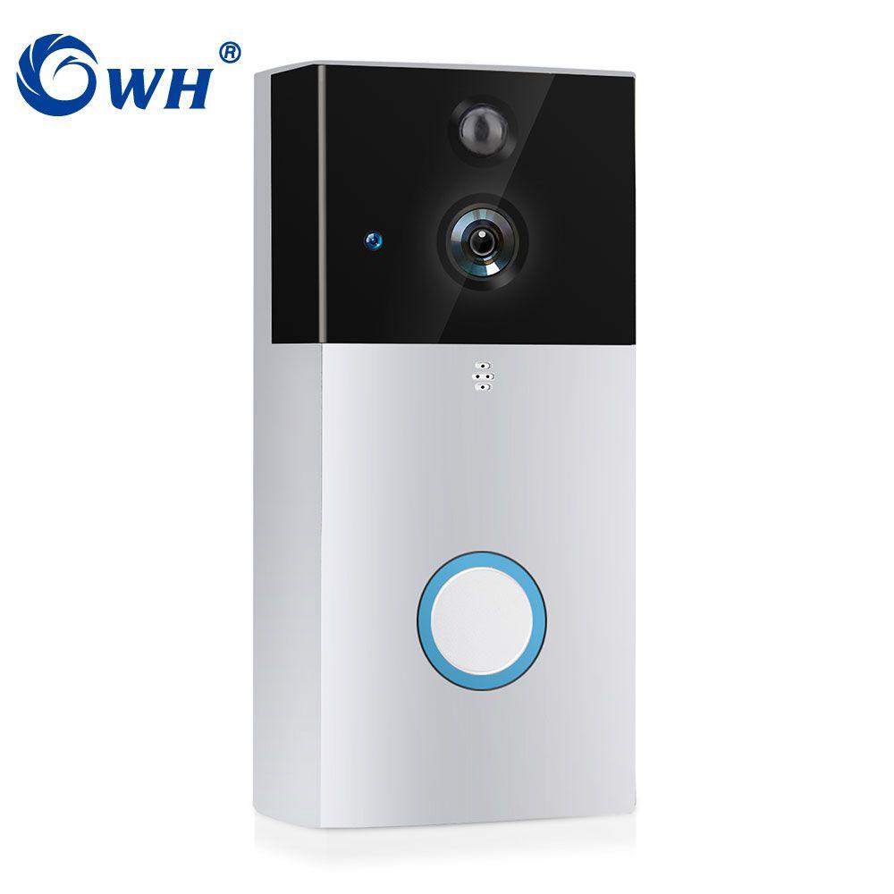 großhandel cwh wireless video türsprechanlage hd pir wifi türklingel
