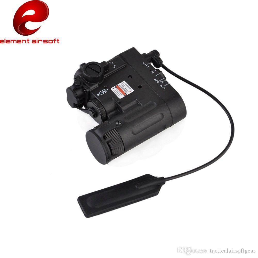 DBAL-MKII Airsoft Licht DBAL-D2 LED taktische Taschenlampe Red Dot Taschenlampe IR Led LED Paintball Lampe Fit 20mm Schiene Für GBB / AEG Wargame Softair