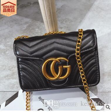 a8c80990d720 Designer Handbags Luxury Handbags Famous Brand Handbag Women Cosmetic Bags  Crossbody Bag Lozenge Retro Fashion Leather Chain Shoulder Bags Bag Online  with ...