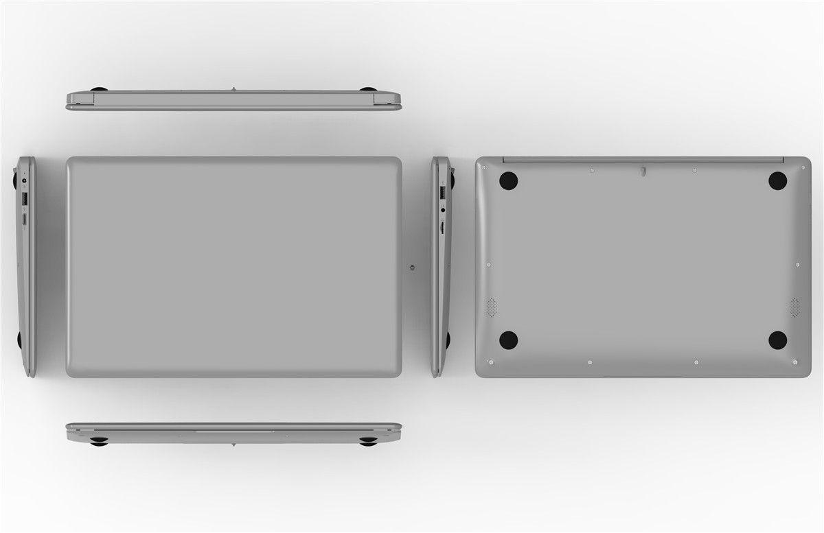 2018 Frete Grátis de 14 polegadas Mini laptop computador Windows 10 2GB RAM 32G ROM EMMC Ultrabook Tablet laptop com menor Pric