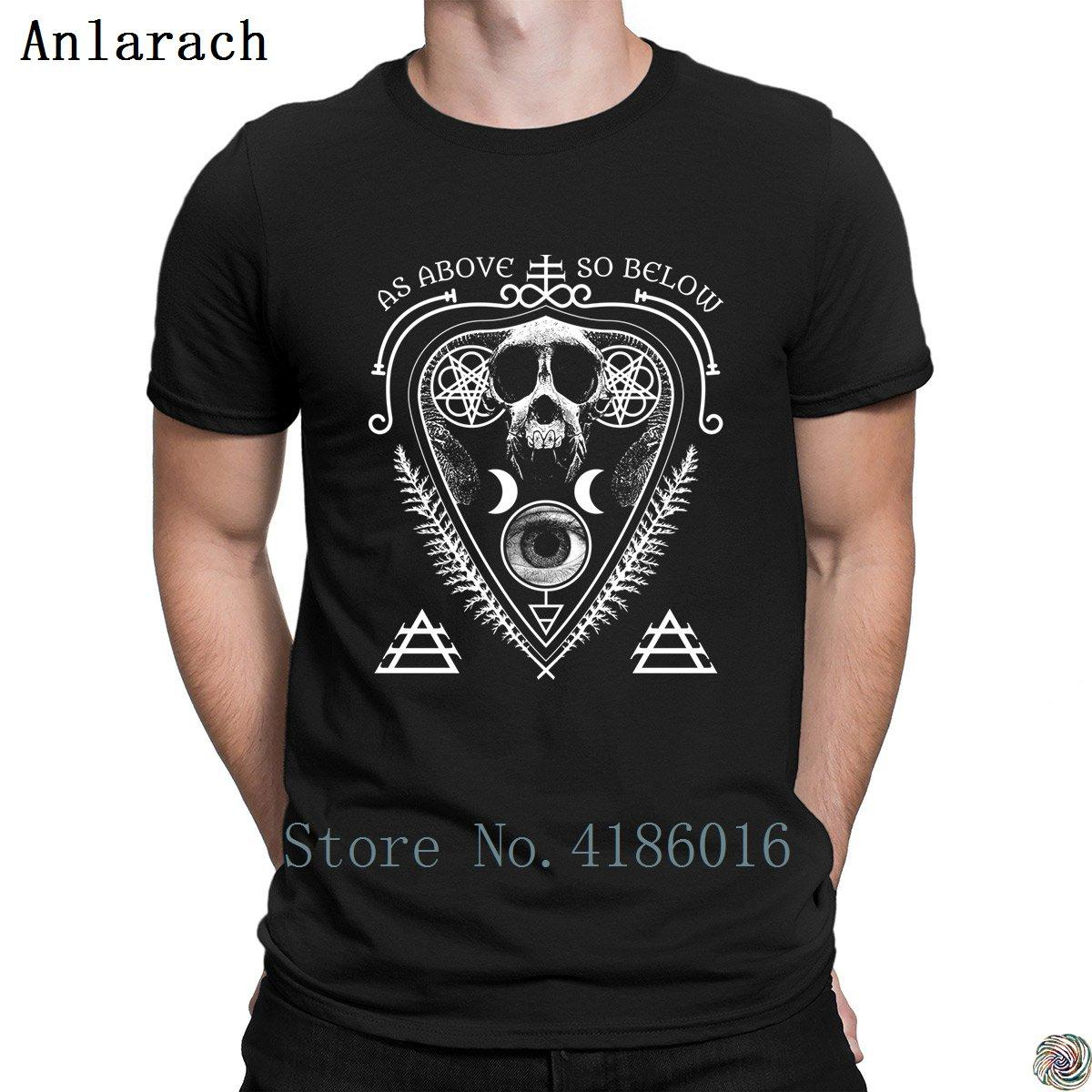 Leviathan's Planchette t-shirts 100% cotton Natural Design HipHop Top t shirt for men Fitness summer homme New Style