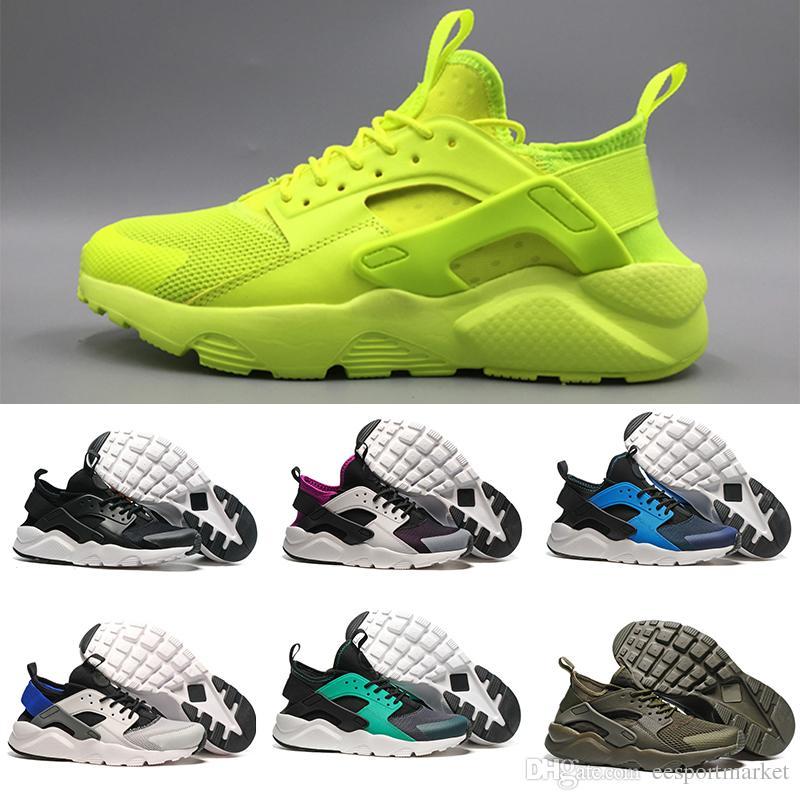 ecec38b49e7b 2017 Huarache 4 ID Custom Breathe Casual Shoes For Men Women