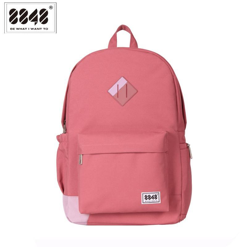 Travel Women Backpack New Spring School Bag Casual Type 15 6 Laptop Shoe  Pocket Waterproof Polyester Girl Backpacks 229-020-003