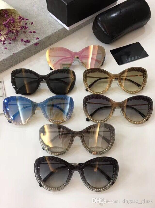 d9e15d3bd9734 Compre Óculos De Sol Do Desenhador Para As Mulheres Condução De Moda Ao Ar  Livre Turismo Sem Aro Óculos Borboleta Óculos Uv Lente Do Filtro Sem Caixa  De ...