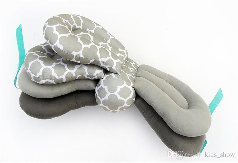 Breastfeeding Nursing Body Pillow Baby Cotton Multi Function Pillow Infant anti spitting Feeding pillow baby Learn Sit Seat Pad