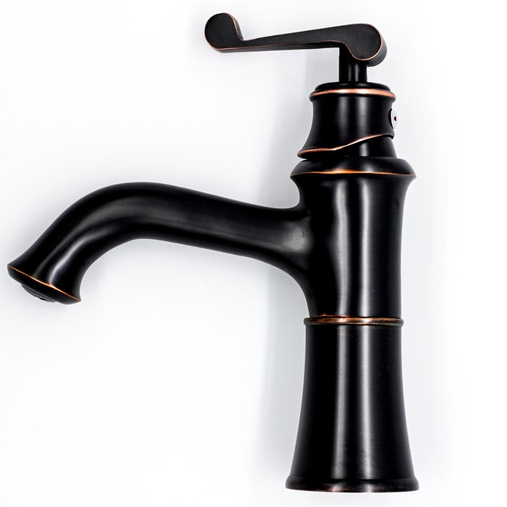 New Arrival Classical Black Music Note Brass Basin Faucet Spray ...