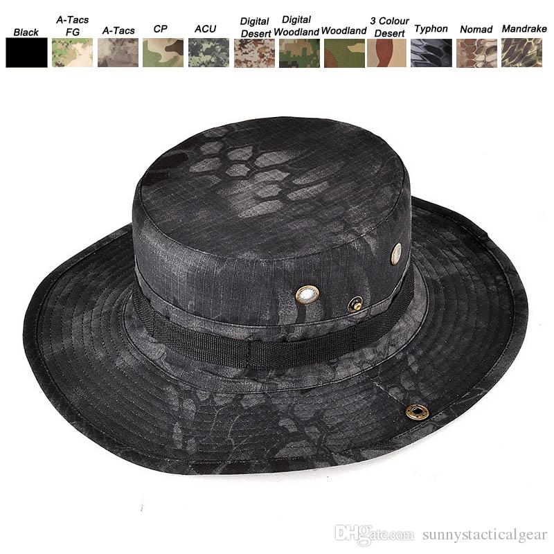 4423f6ad4e6 2019 Outdoor Sports Camo Navy Cap Airsoft Gear Marines Army Shooting ...