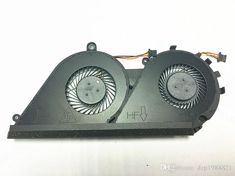 NUOVO dispositivo di raffreddamento ventola di raffreddamento della CPU HP 14-j 14-j104tx 818110-001 DC28000G8F0 DFS170005050T