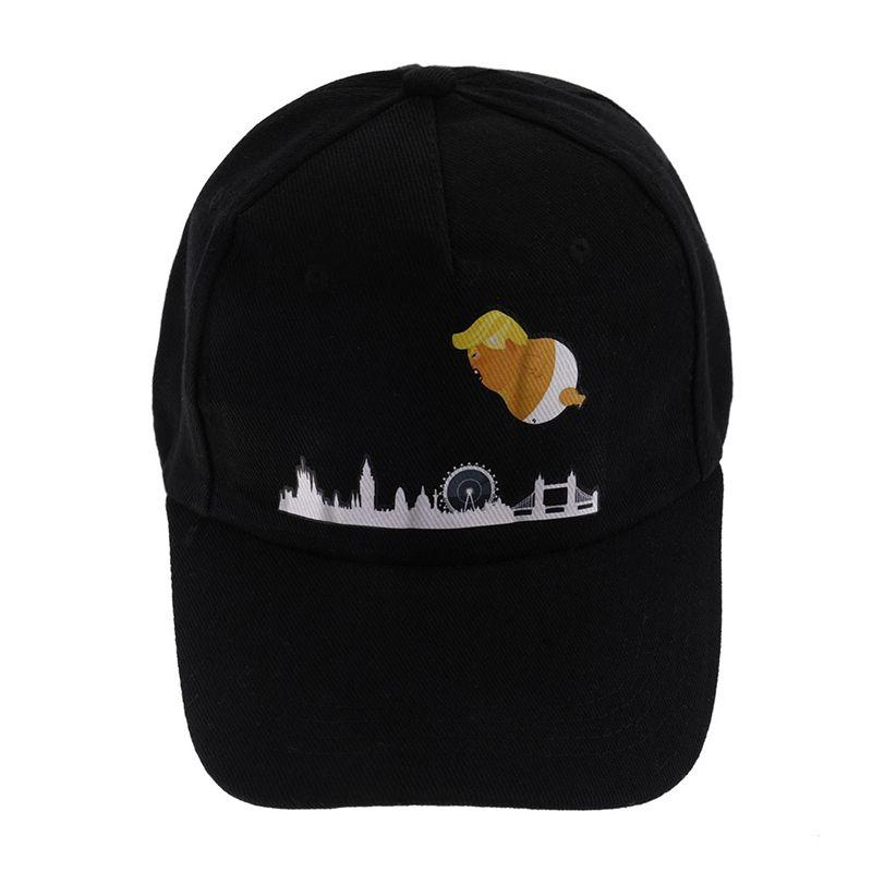 Baby Trump Balloon Hats Donald Trump Baby Movement Political Funny Baseball  Caps Sun Hats Unisex Snapback Cap Wholesale Trucker Caps Flat Bill Hats  From ... d05a52a77d8