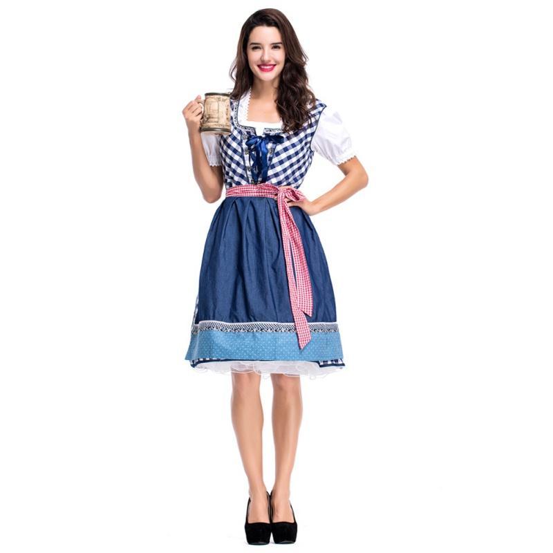 acheter ensemble de fête femmes oktoberfest bavarois bière costume