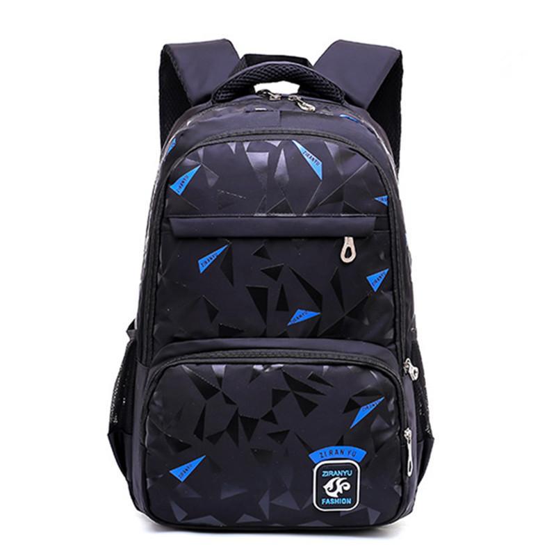 Boys Children School Bags Orthopedic Backpack High Capacity Backpacks Boy  Girls Junior High Kids Schoolbag Waterproof Bookbag Online with   88.41 Piece on ... cec33ada32