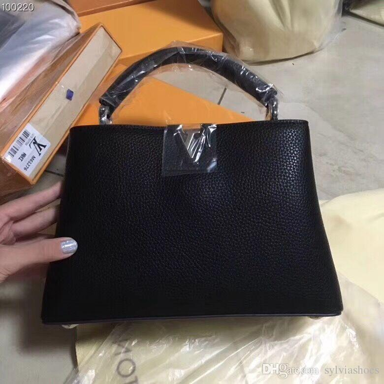 6e07827e1e Real Picture France Designer Handbags Geunine Leather Luxury Bags High  Quality Formal Business Evening Show Bags Bags For Sale Discount Handbags  From ...