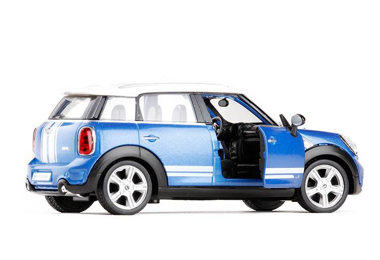 2019 Wenhsin 1 36 Mini Countryman Cooper Toy Vehicles Alloy Car