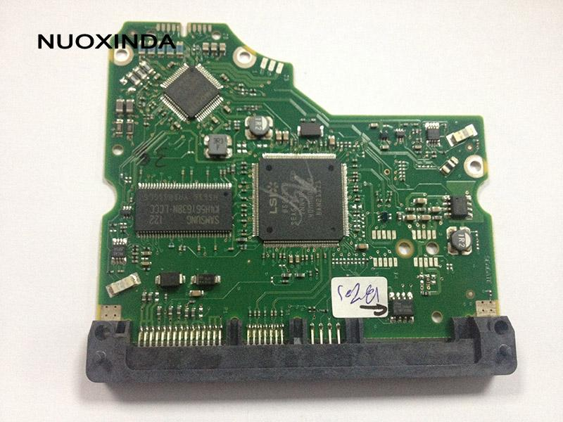 1pcs / lot pour Seagate Logic Board / 100574451 REV B ST31000528AS / ST31000524AS / S hdd pcb seagate