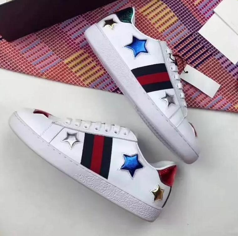 2018 أعلى فاخر رجل حذاء الأصل مصمم الكمال الانتعاش الاحذية جلد البقر الحقيقي اليدوية الأخضر الأحمر الأخضر حزام نموذج